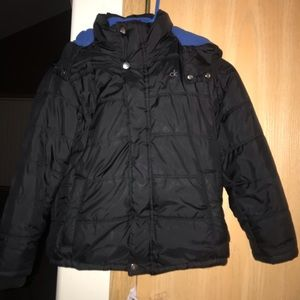 Excellent condition little boys puffer jacket